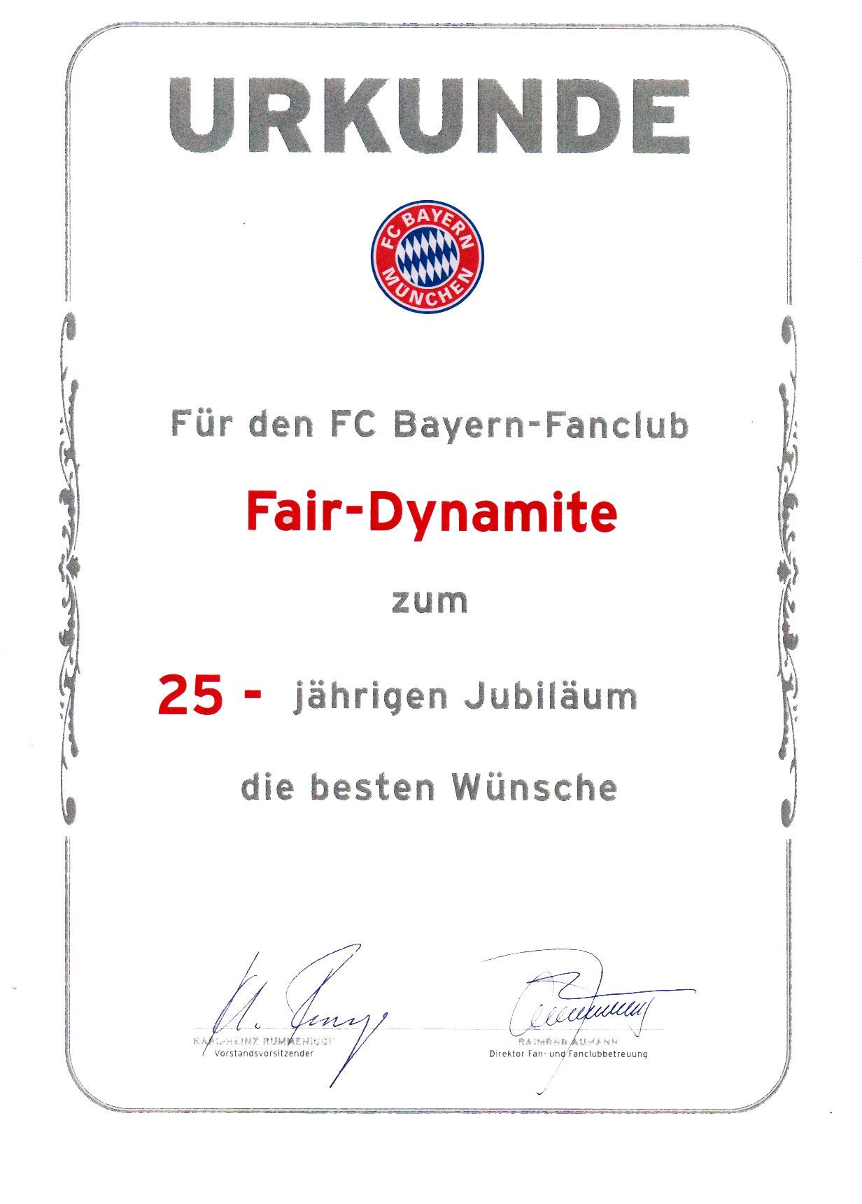 Bayern_Urkunde